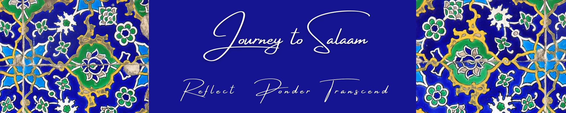 Journey to Salaam